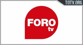 Watch FOROtv México
