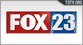 FOX 23 tv online mobile totv