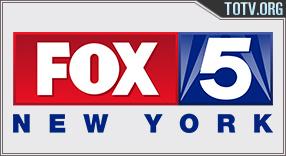 Fox 5 New York tv online mobile totv