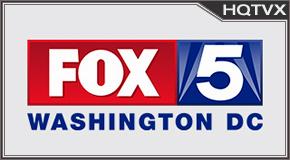 Watch Fox 5 Washington DC