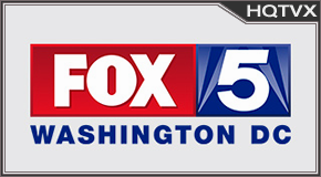 Fox 5 Washington DC tv online mobile totv