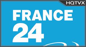 France 24 English tv online