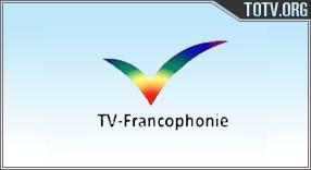 Watch Francophonie 24
