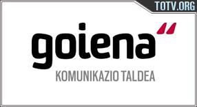 Goiena Komunikazio Taldea tv online mobile totv