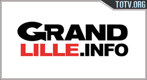Grand Lille tv online mobile totv