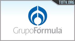 Grupo Fórmula México tv online mobile totv