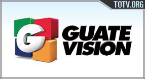 Watch Guatevisión Guatemala