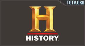 History Channel tv online mobile totv
