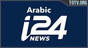 Watch I24news Arabic