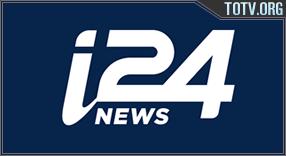 I24news English tv online