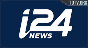I24news English tv online