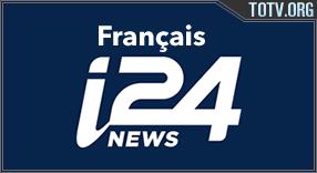 Watch I24news Français