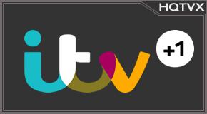 Watch ITV 1 +1