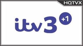 ITV 3 +1 Live Stream mobile Totv HD