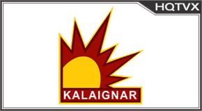 Watch Kalaignar Seithigal