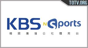 KBS Sports tv online mobile totv