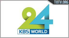 Watch KBS World 24