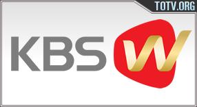 KBSW Korea tv online mobile totv