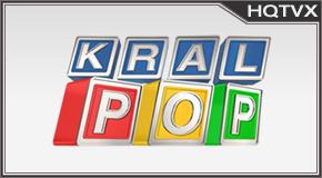 Kral Pop tv online mobile totv