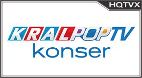 KralPop Konser tv online mobile totv