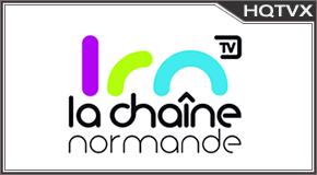 La Chaine Normande tv online mobile totv
