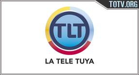 La Tele Tuya Venezuela tv online mobile totv