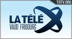 LA TÉLÉ Switzerland tv online mobile totv
