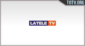 LaTele tv online mobile totv