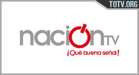 Nación TV Colombia tv online mobile totv