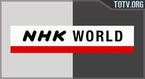 NHK World tv online mobile totv