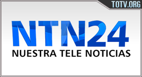NTN24 Colombia tv online mobile totv
