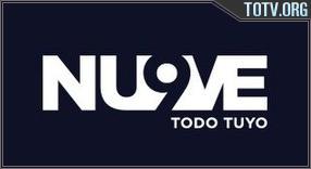 Nu9ve México tv online mobile totv