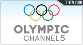Olympic Channel 5 tv online mobile totv
