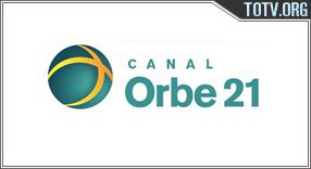 Orbe 21 Argentina tv online mobile totv