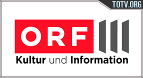 ORF III tv online mobile totv