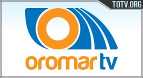 Oromar Televisión Ecuador tv online mobile totv