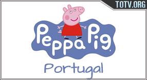 Watch Peppa Pig Portugal