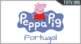 Peppa Pig Portugal tv online mobile totv