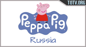 Peppa Pig Russia tv online mobile totv