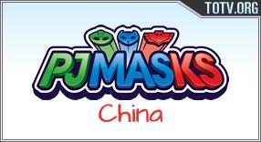 Watch PJ Masks China
