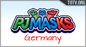 PJ Masks Germany tv online mobile totv