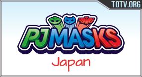 Watch PJ Masks Japan