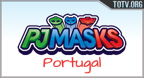 PJ Masks Portugal tv online mobile totv