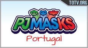 Watch PJ Masks Portugal