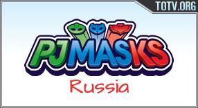Watch PJ Masks Russia