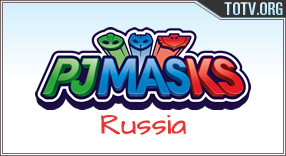 PJ Masks Russia tv online mobile totv