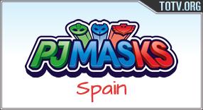 Watch PJ Masks Spain