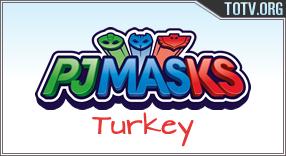 PJ Masks Turkey tv online mobile totv