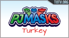 Watch PJ Masks Turkey