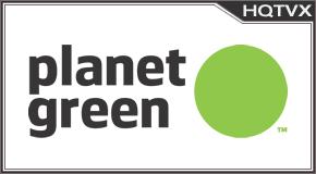 Watch Planet Green
